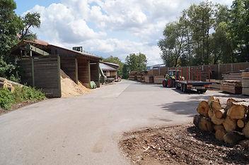 Foto Betrieb Sägewerk Ehrenbrand