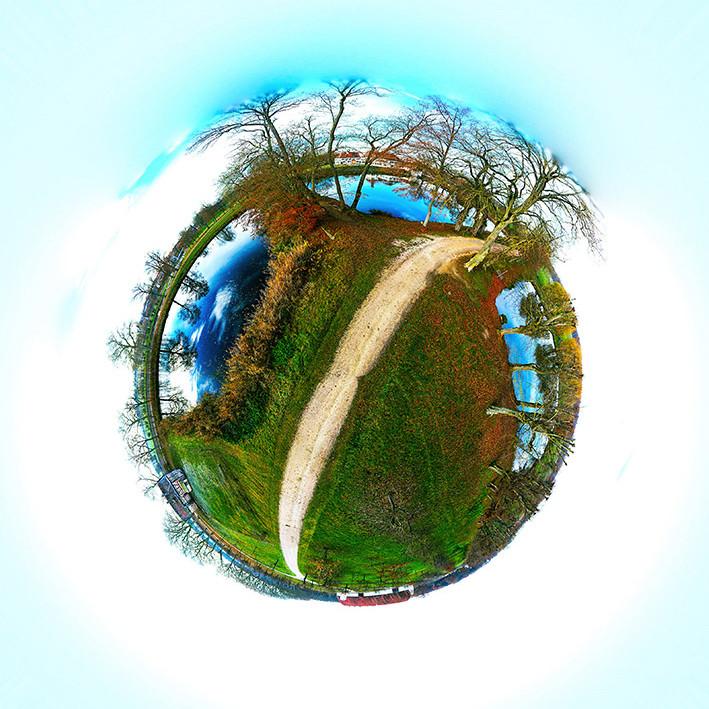 Little Planet Triesdorf