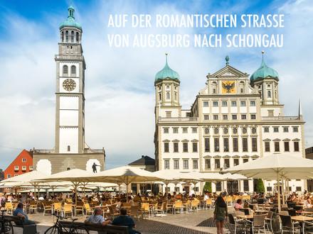 Romantische Straße Abschnitt 6