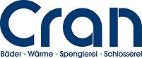 Cran Bäder Wärme Spenglerei Schlosserei Logo