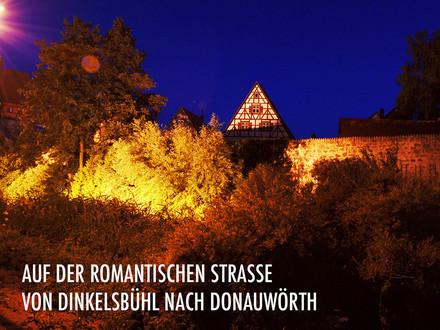 Auf der Romantischen Straße – Von Dinkelsbühl nach Donauwörth