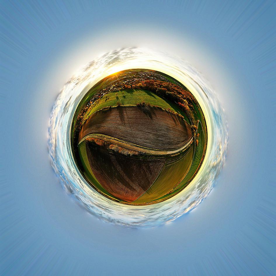 Little Planet Weihenzell