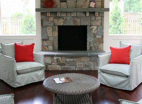 Fireplace and Fire Pit Design Ideas for Winter