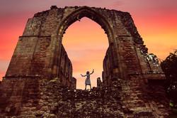 Steph Lilleshall Abbey-2