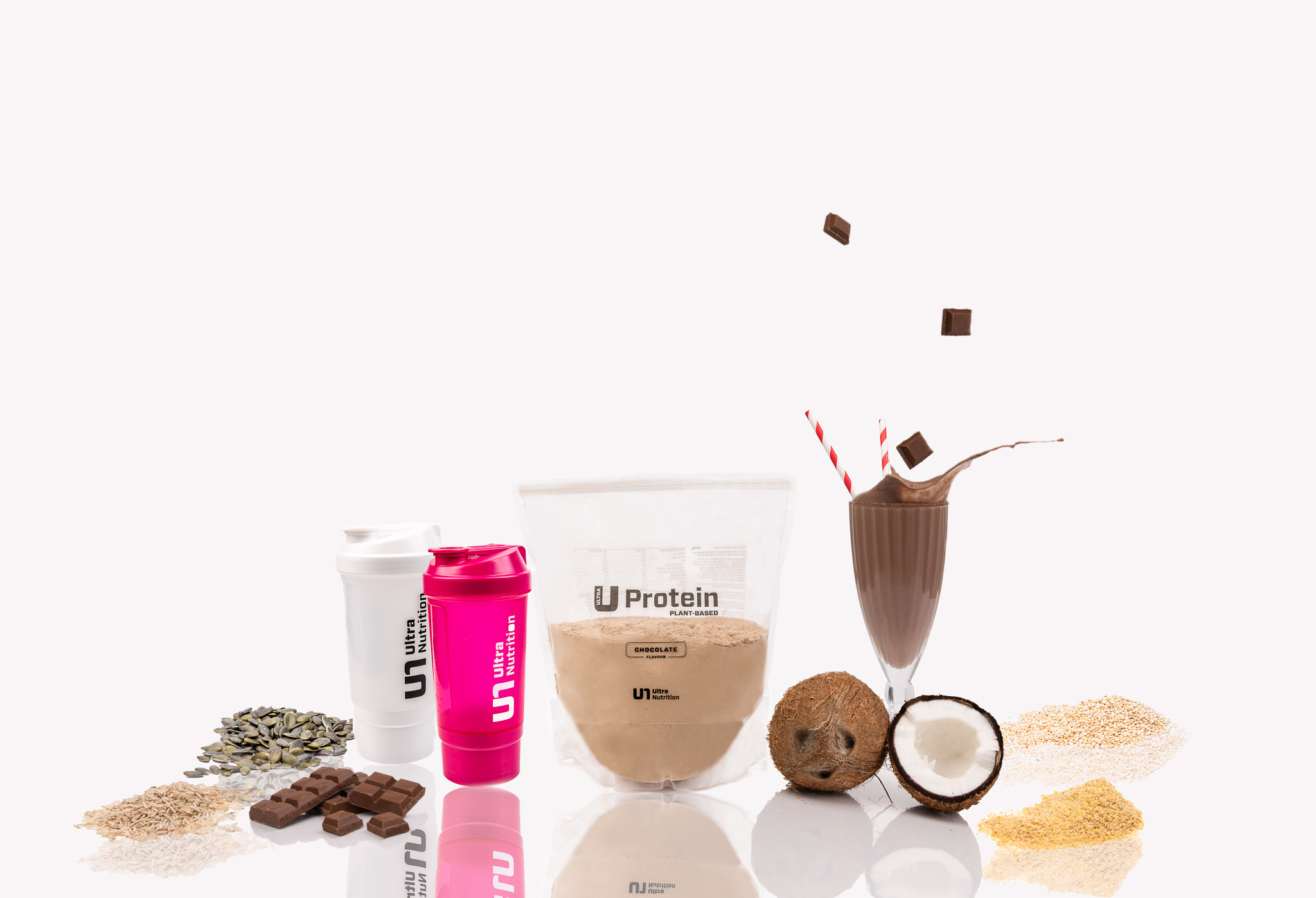 Ultra Protein Chocolate plant based with
