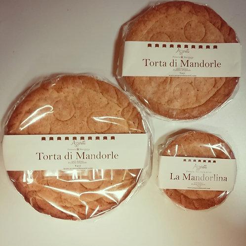 TRIS di Mandorle