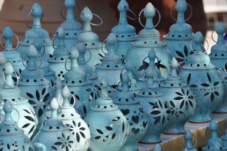 Blue Lanterns