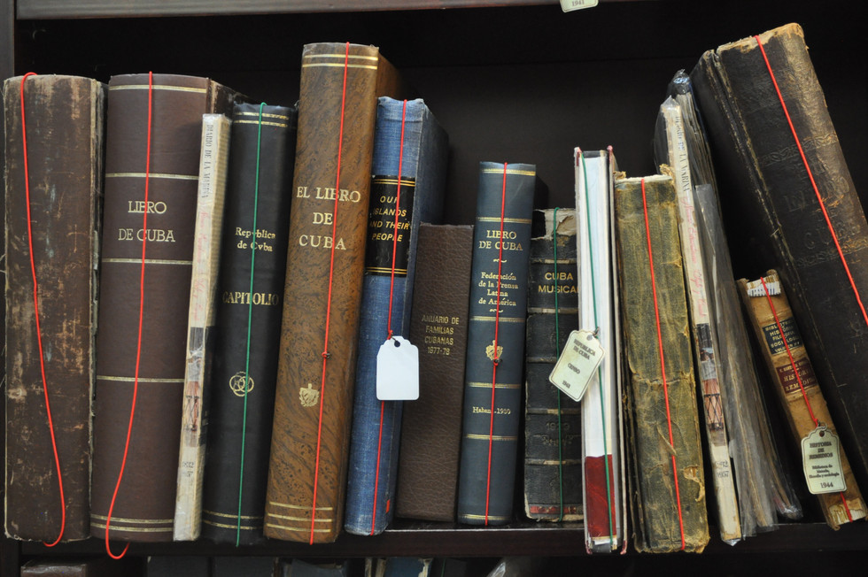 Libro de Cuba