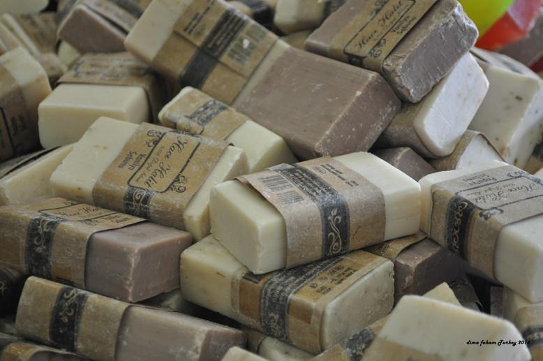 Market soap