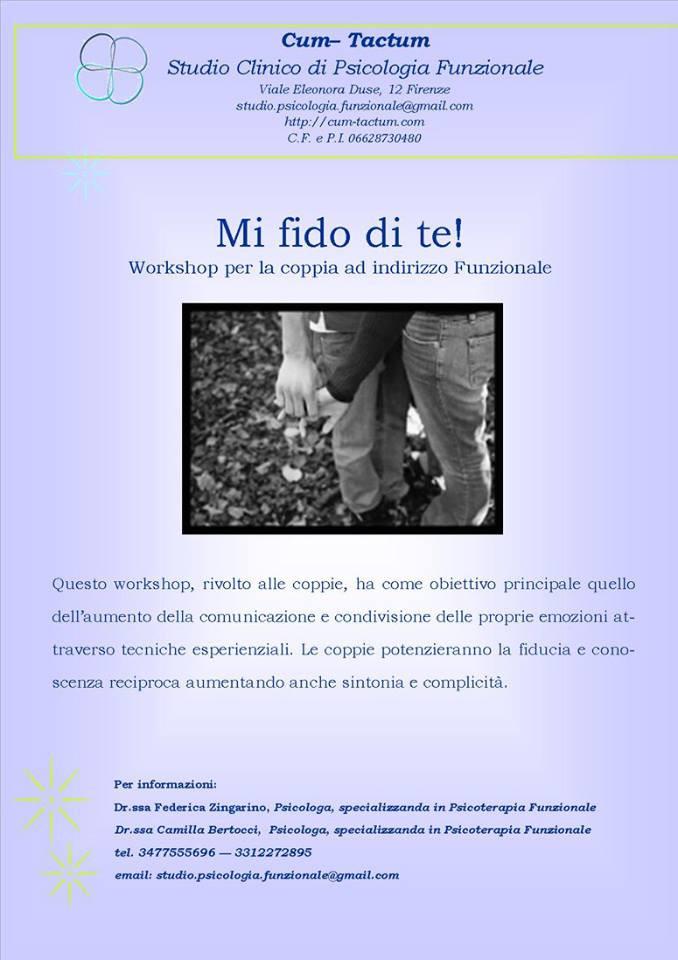 Coppia Psicologia Funzionale Firenze Bertocci Zingarino