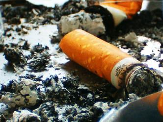 Fumo, così mi rilasso un po'…