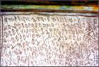 Dall'altra parte del cancello: i graffiti di Oreste Ferdinando Nannetti
