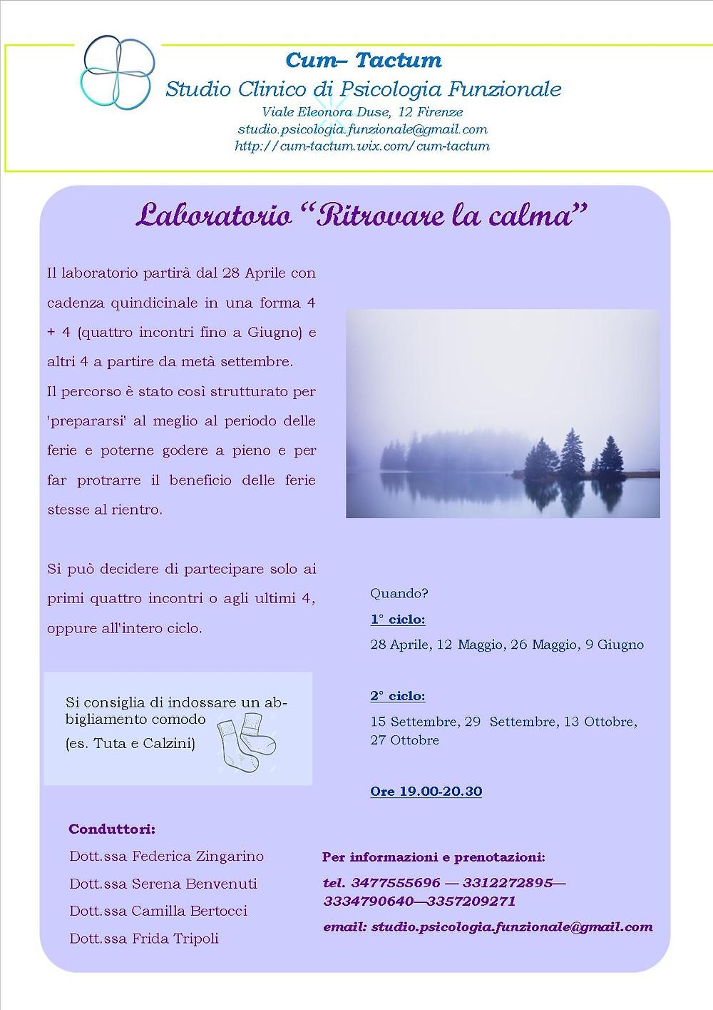 Psicologia Funzionale Firenze Antistress Psicologo