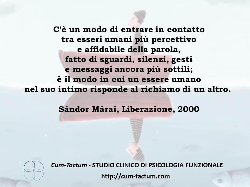 Cum-Tactum Psicologia Funzionale Firenze
