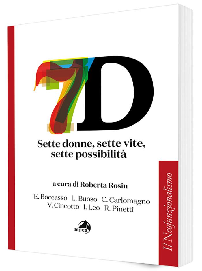 Copertina Sette Donne Sette Vite Sette Possibilità