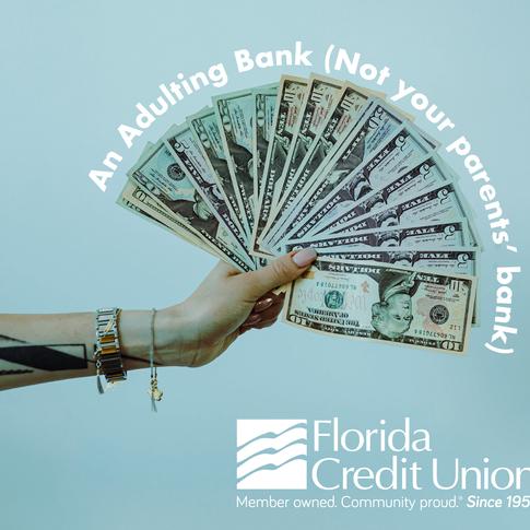 Florida Credit Union Ad Campaign