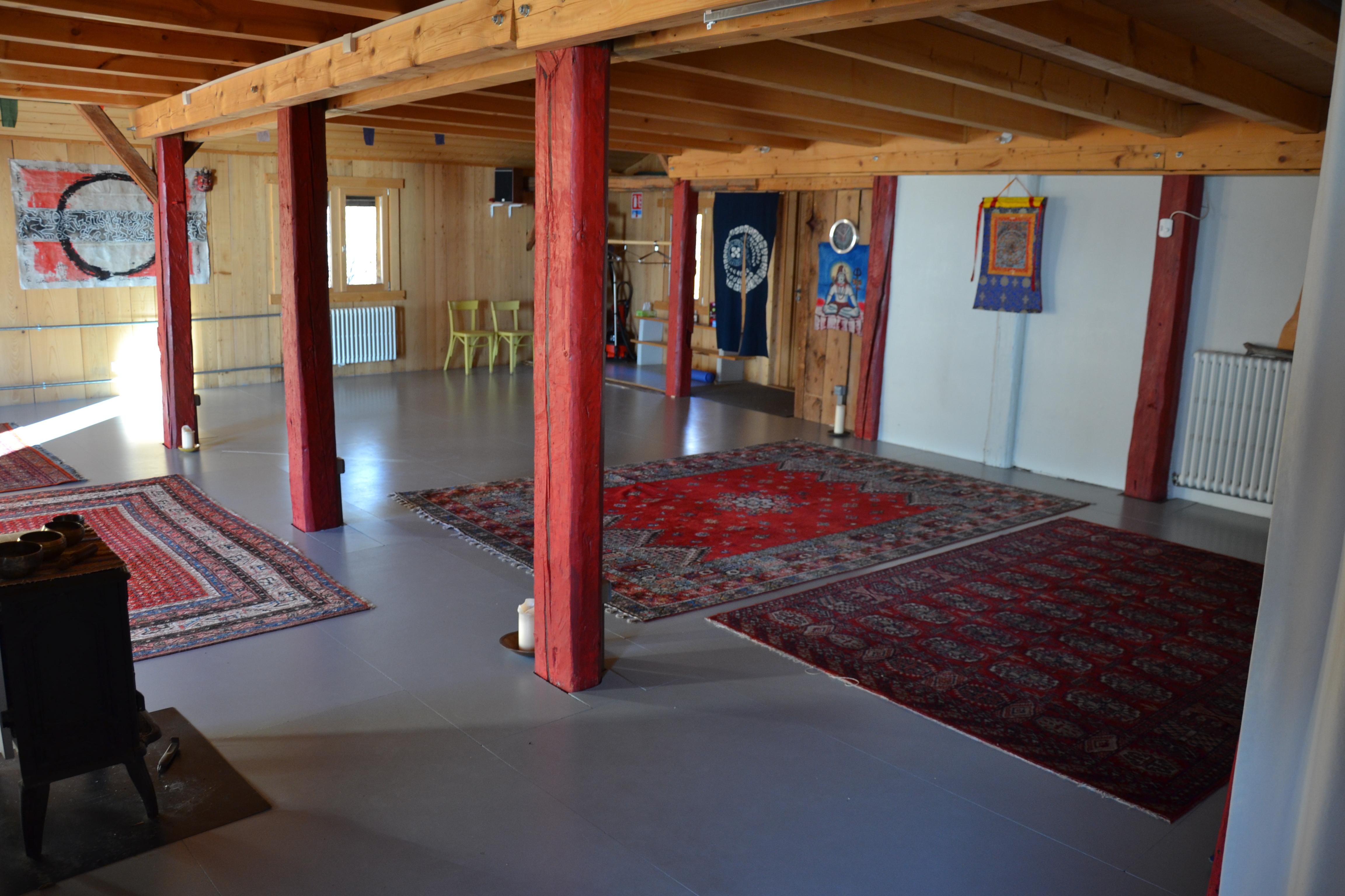 Salle du Dojo