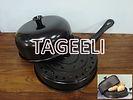 TAGEELI - CSN(15) -  StoveTop Oven (Potato Baker)