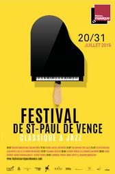 Relations Presse // Festival St Paul de Vence 2019