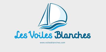 Projet caritatif Les Voiles Blacnhes 2020