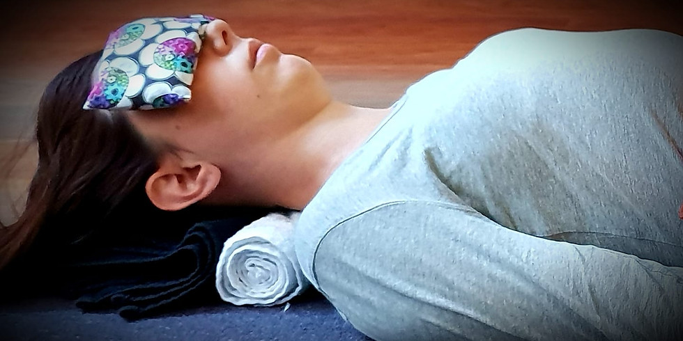 Yoga Nidra Training - Instudio - online & Live streamed