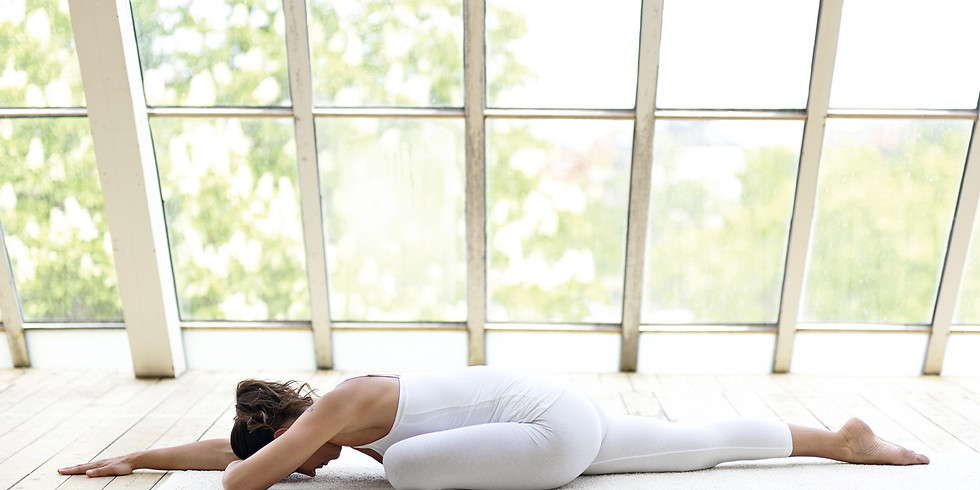 Restorative Yin Yoga by Candlelight - October