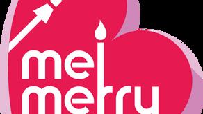 mel-merry market 公式ページがオープンしました。