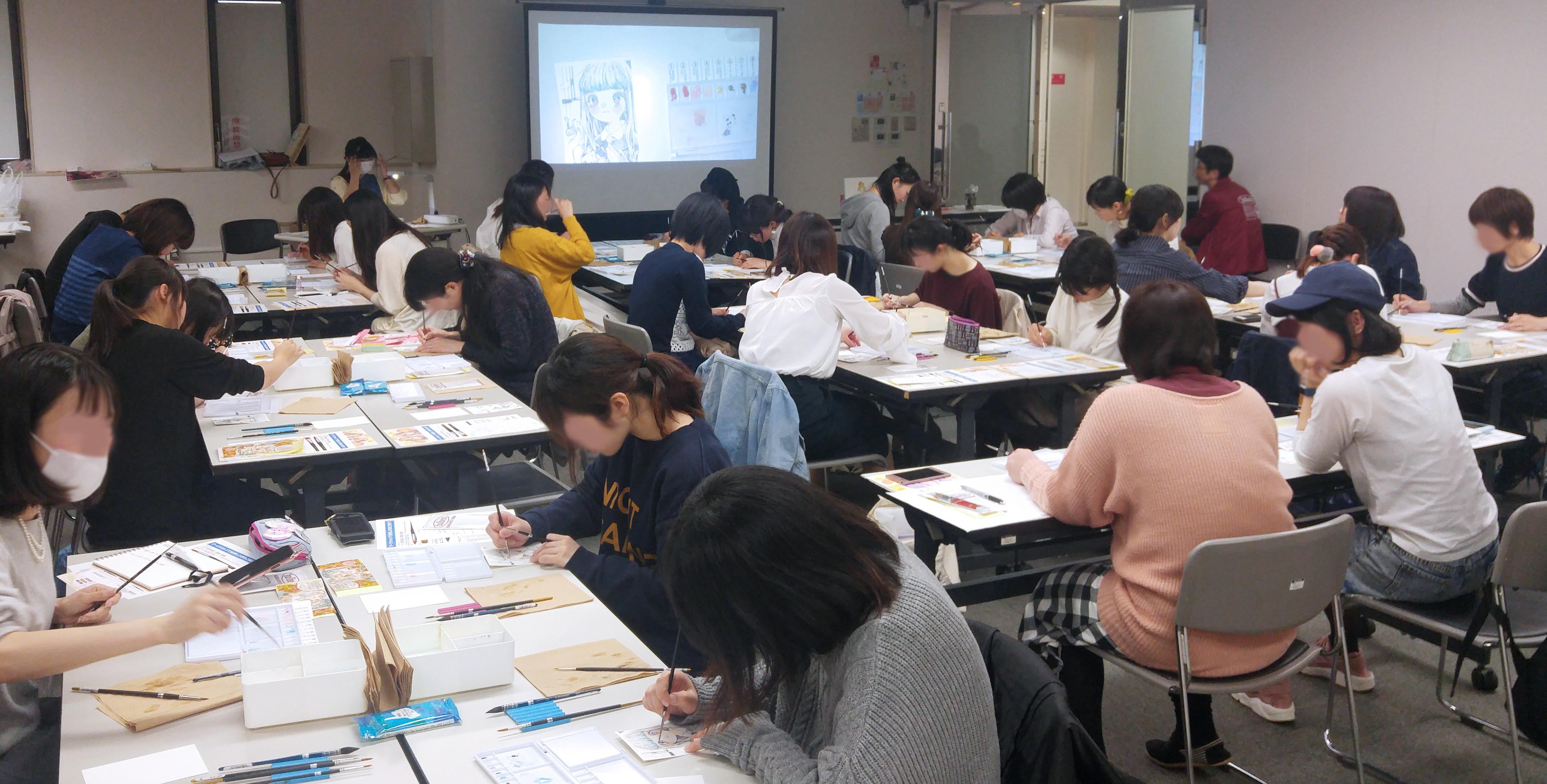 同時開催ワークショップ七神マナ/vol.7