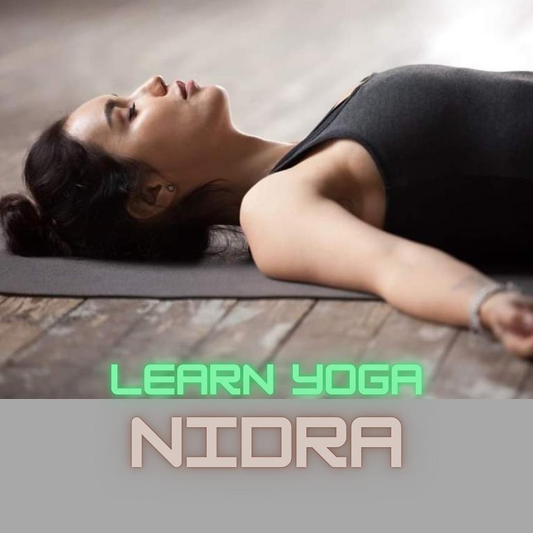 Yoga Nidra July Level 1 - In studio or via Zoom