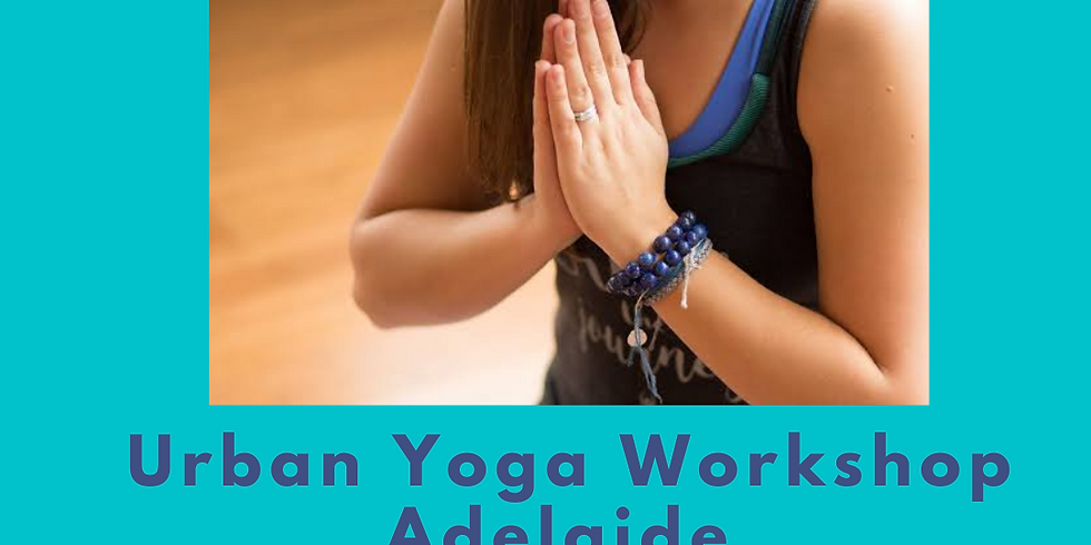 Yoga workshop - The Power in your Hands