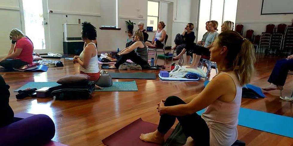 Restorative Yoga Foundations Training - ADL - 2020/21