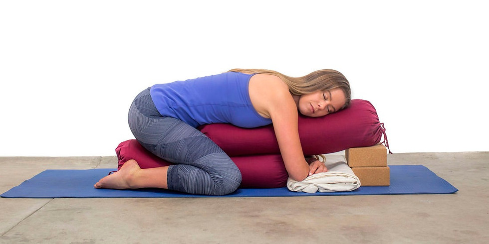 Restorative Yoga Nidra + Breath Training - ADL - 2019
