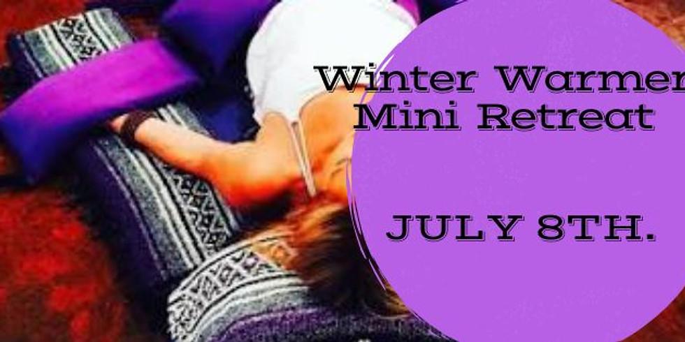 Winter Warmer Mini Retreat