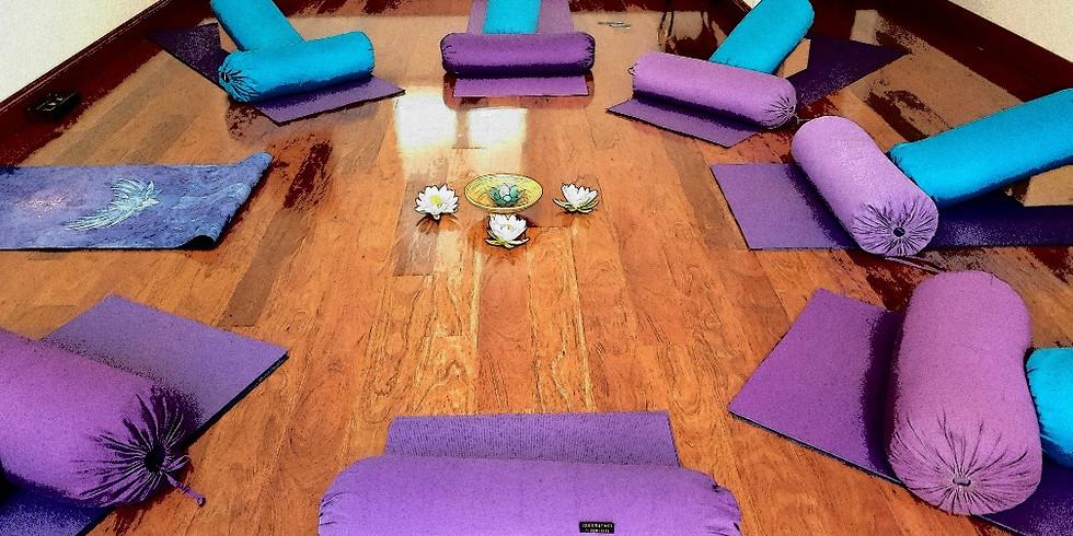Restorative Yoga - Spirit of Rest