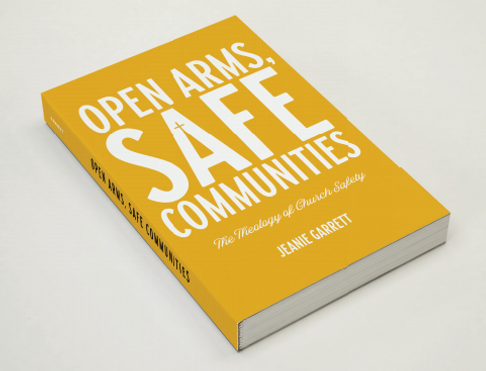 Jeanie's new book - Open Arms, Safe Comm