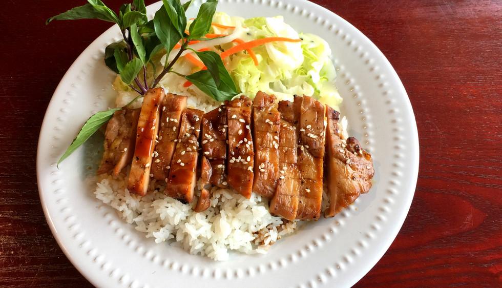 Lunch Special Teriyaki