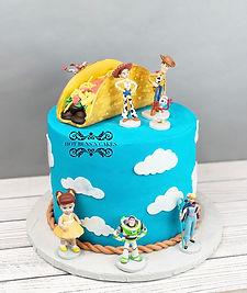 Toy Story Cake, Taco birthday