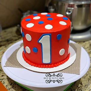 "Smash Cake 6"""