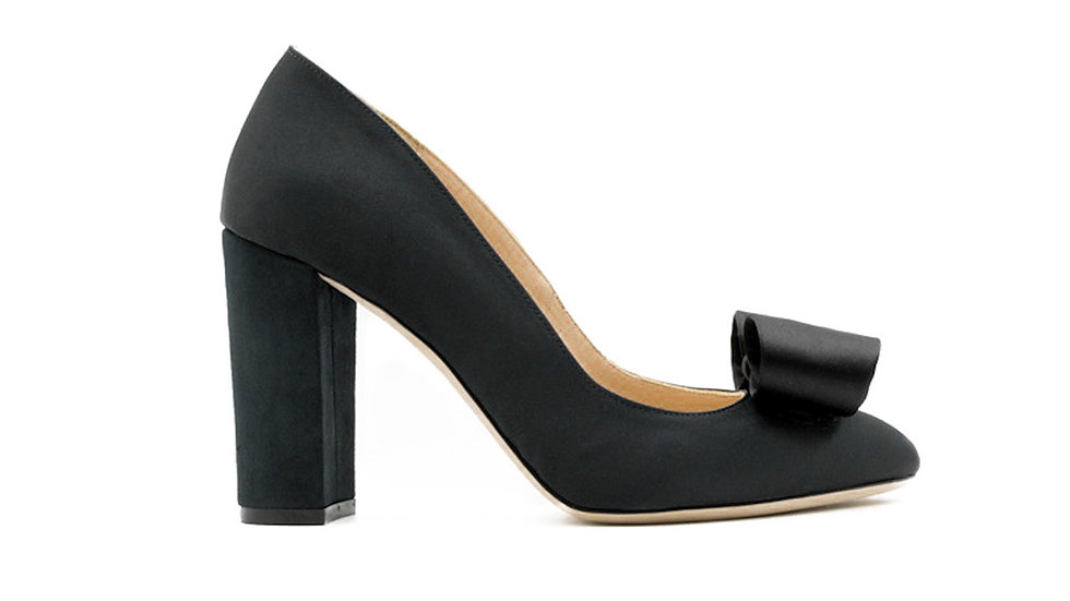 Arianne Pump Black