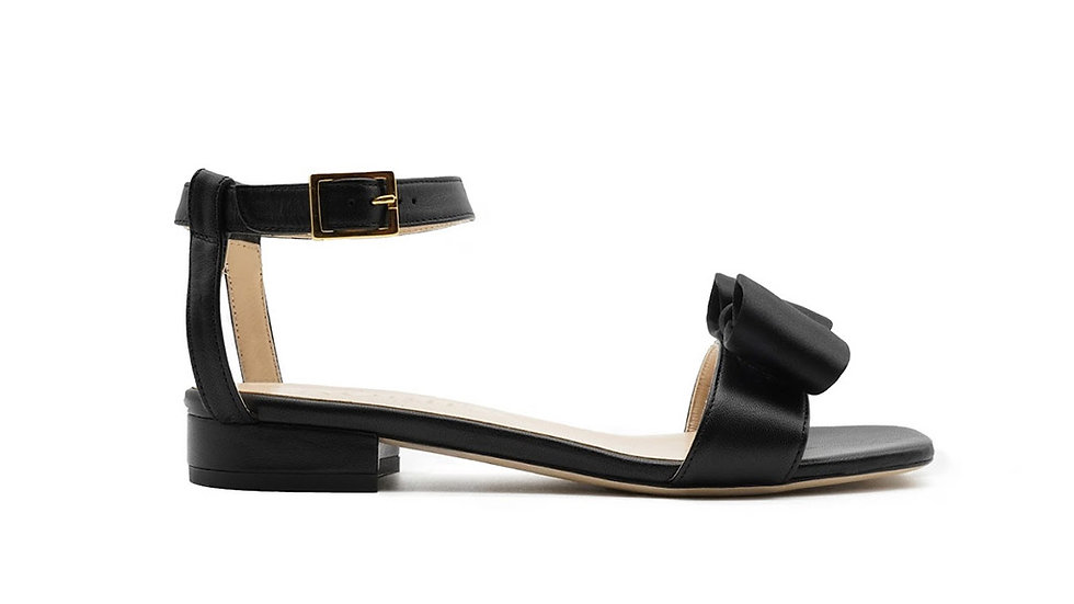 Joan Sandal Black