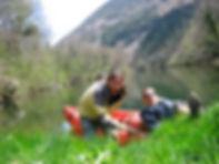 Gardon Ballade Baignade Randonnée Gard Cévennes