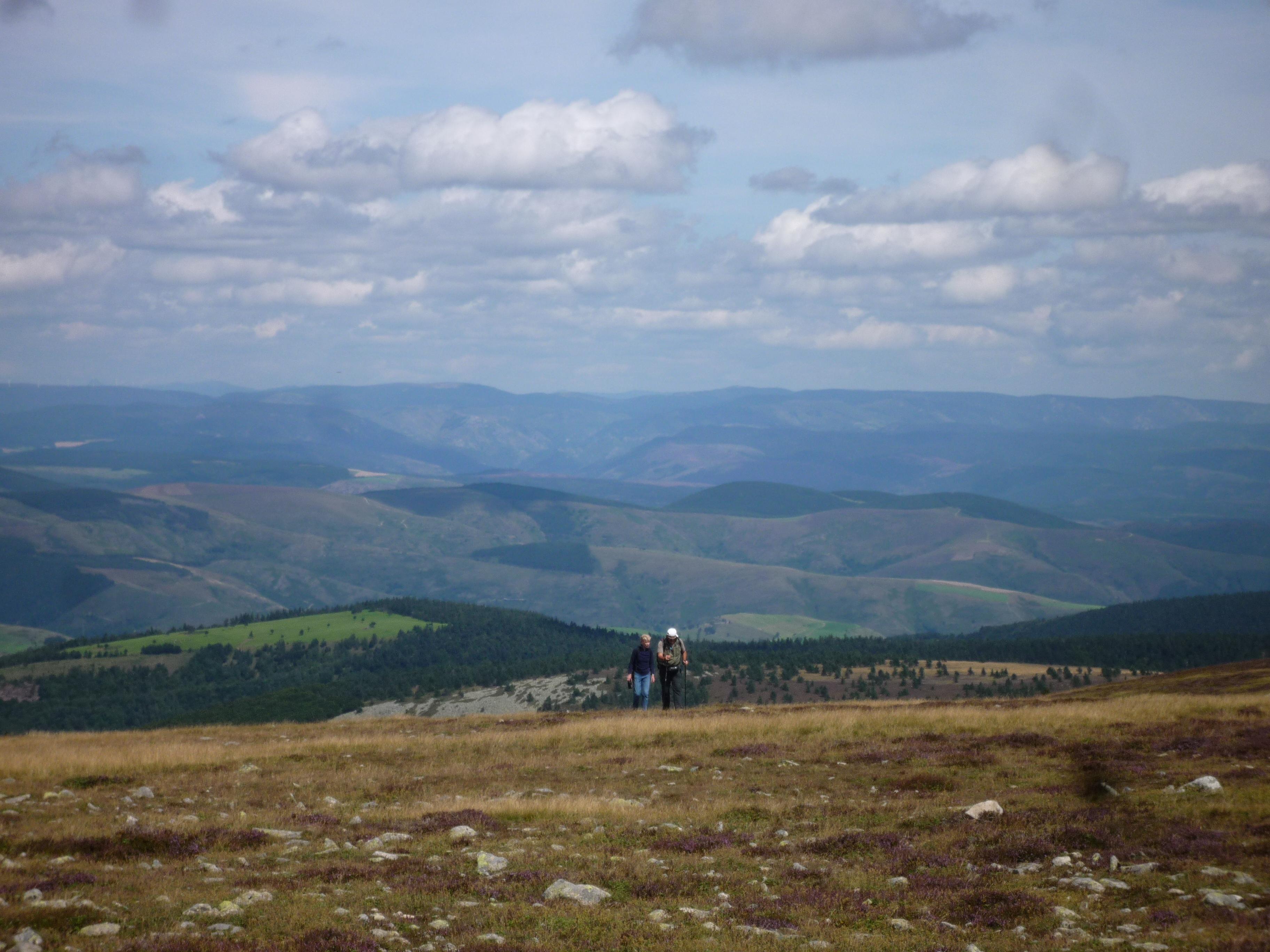 Panorama traversée de Stevenson