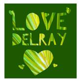 Love Delray Logo