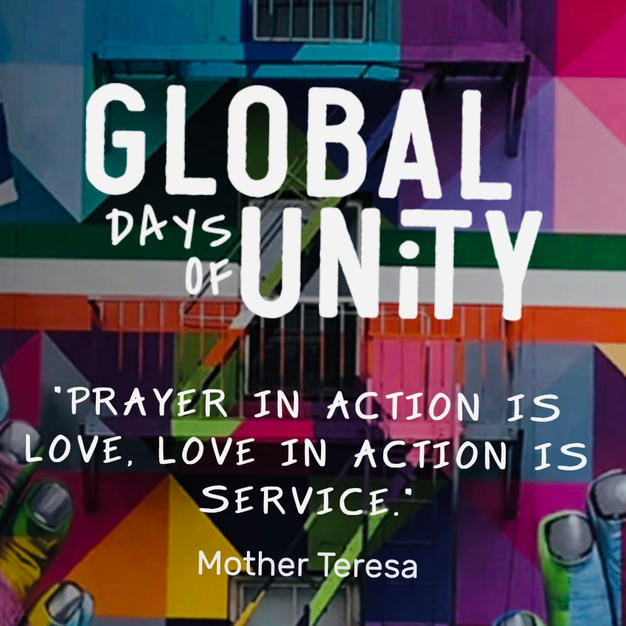 GLOBAL DAYS OF UNITY