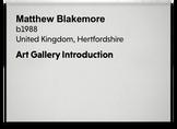 Artwork description