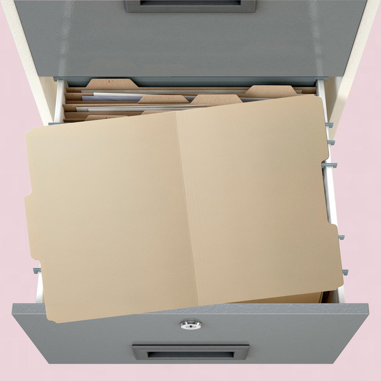 Background image of filing cabinet