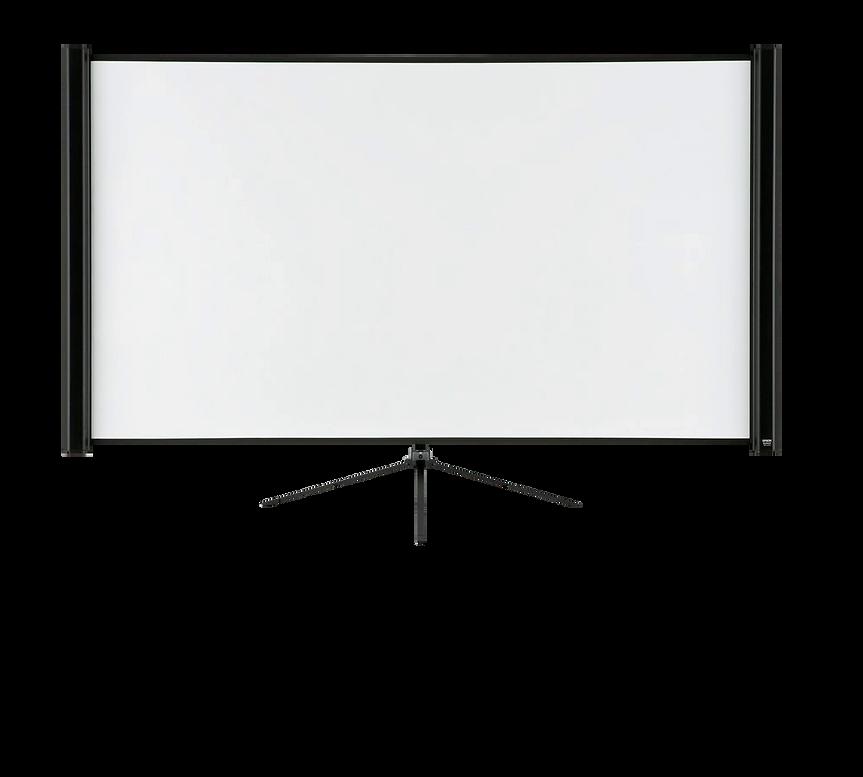 Screen featuring videos