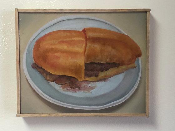 """Sandwich #7 """"Triple-Dipped (Wet) Beef"""""""