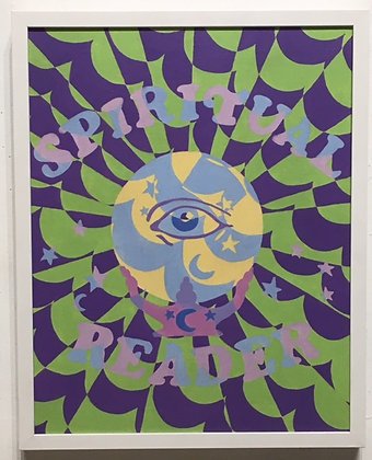 """""""Psychic Psychedelic Sign #4"""""""