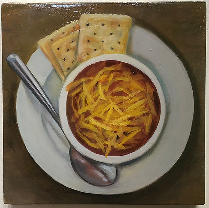 """Sides & Pies #8 """"Chili with Cheese"""""""